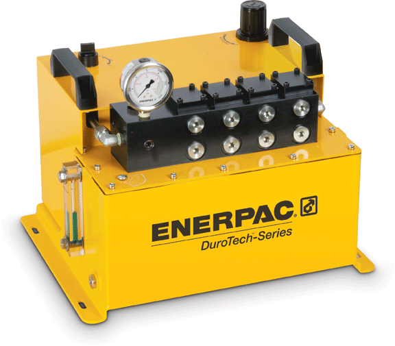 Enerpac DuroTech Air Driven Pump